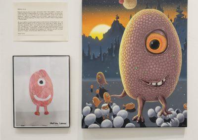 monster project art