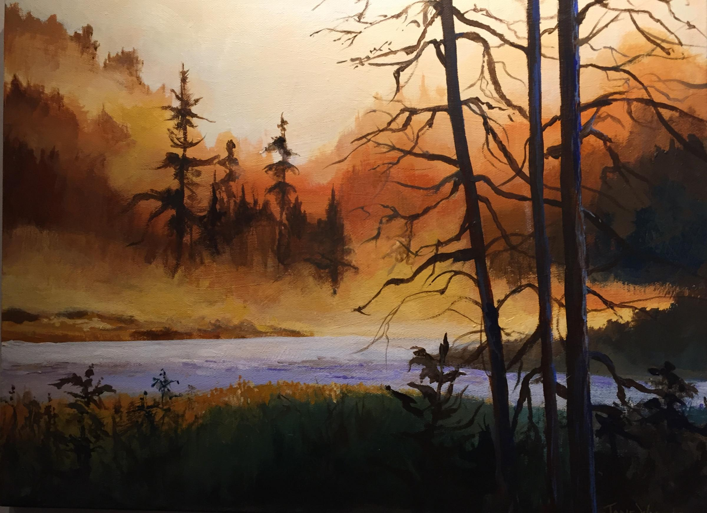 A Golden Day by Jane Wynne