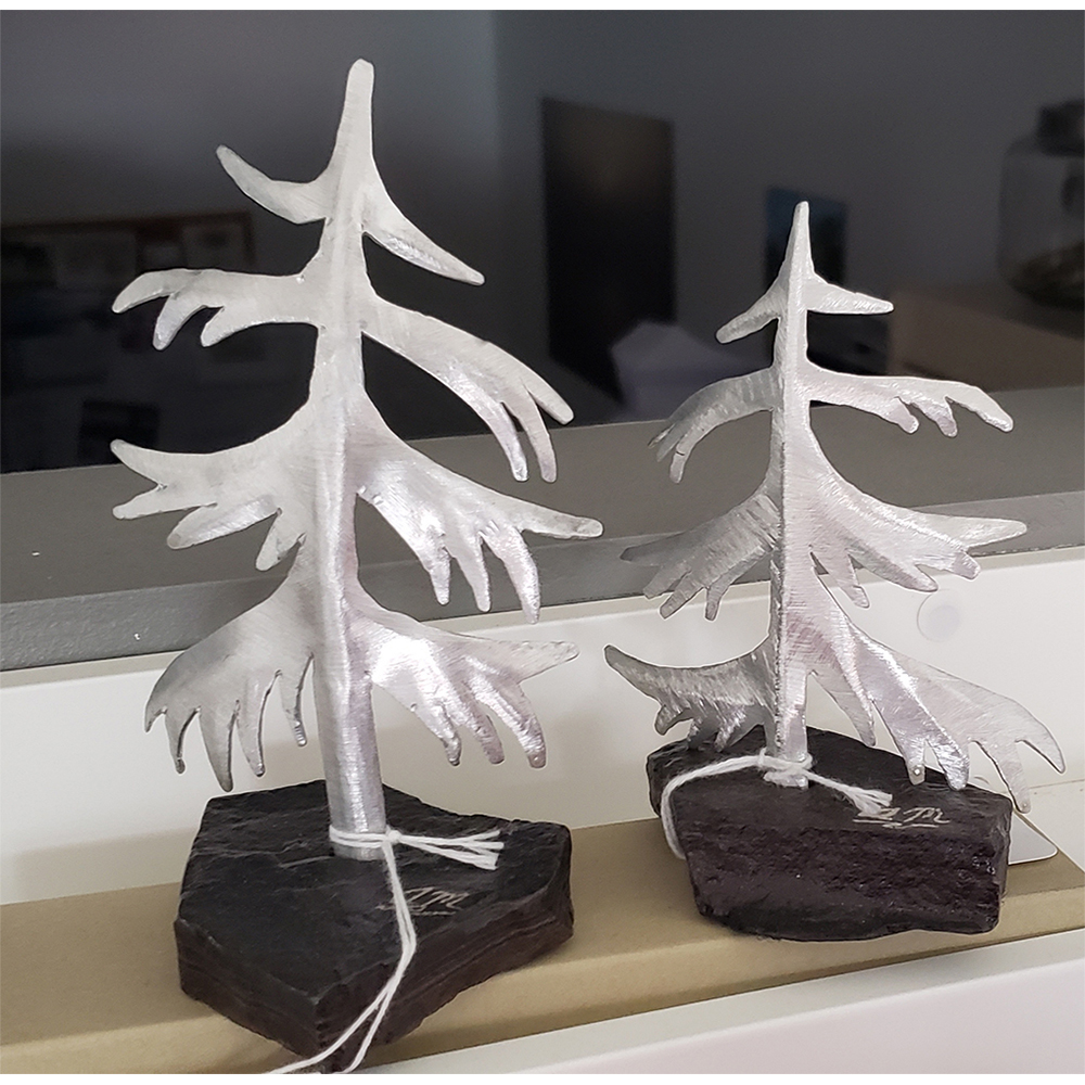 Aluminum Trees by Al Matchett $39 $29