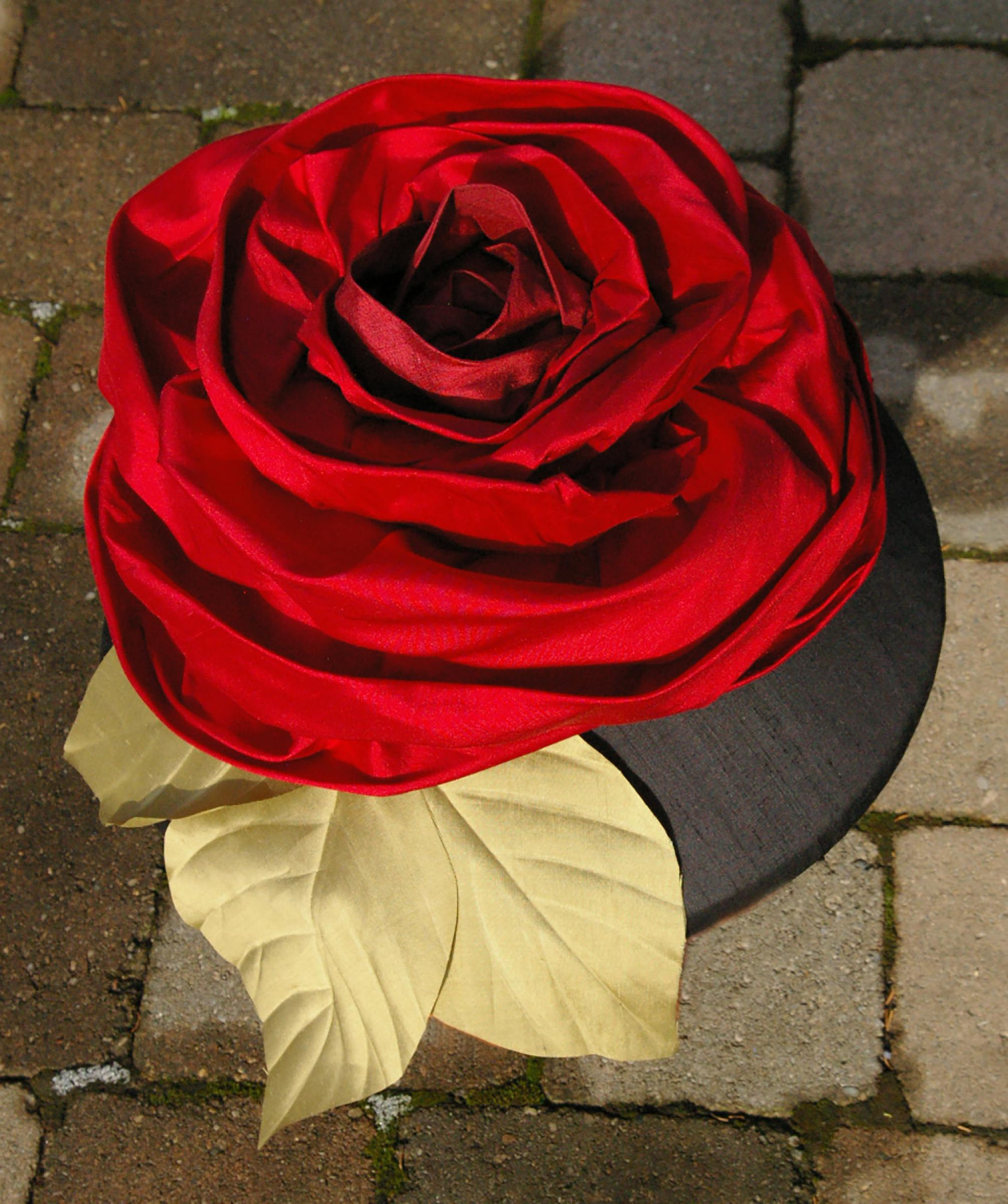 Run for the Roses Kentucky Derby Hat by Audrey Rose