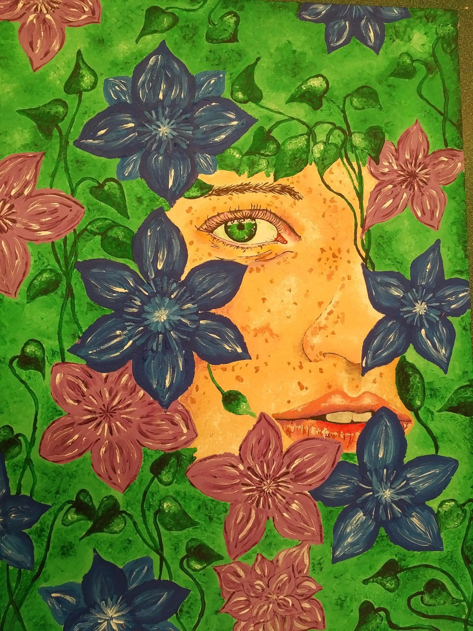 Blossom by Hannah Oakey