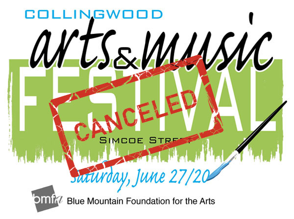 Collingwood Arts and Music Festival Cancelled