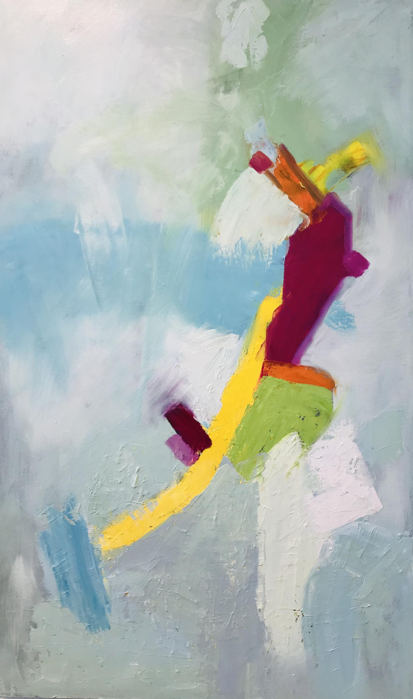Dancing by Merryn Edgar