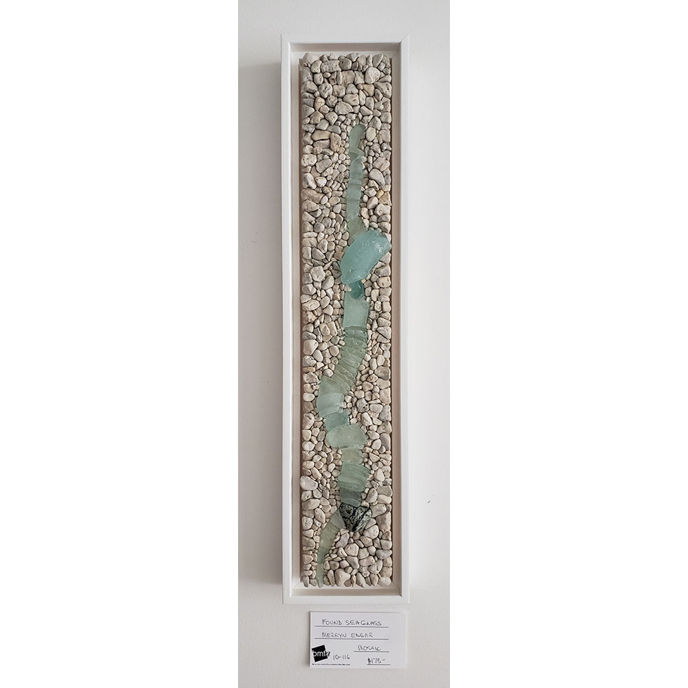Found Seaglass by Merryn Edgar $175