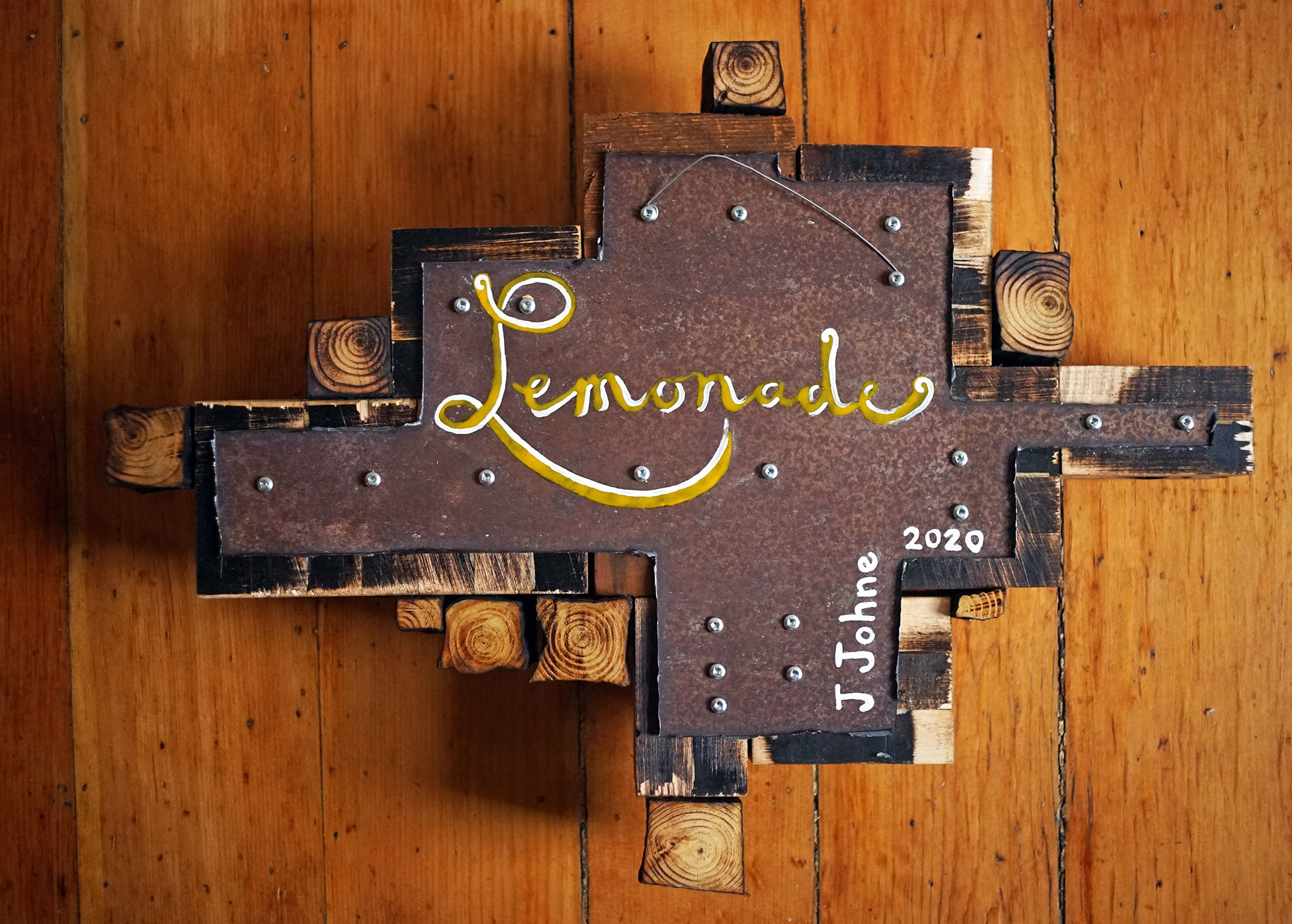 Lemonade by Jennifer Johne