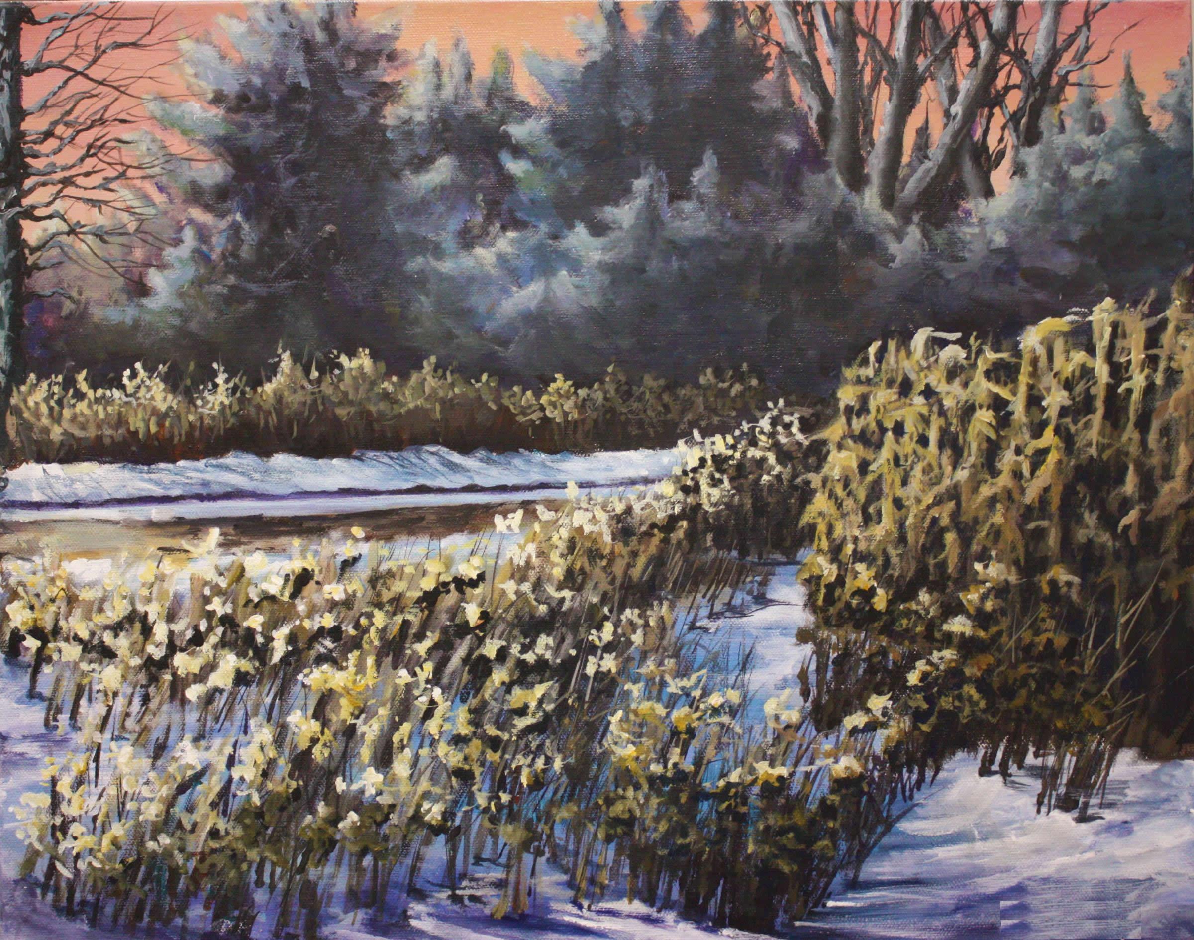 McNaughton's Morning by Leona Kennedy