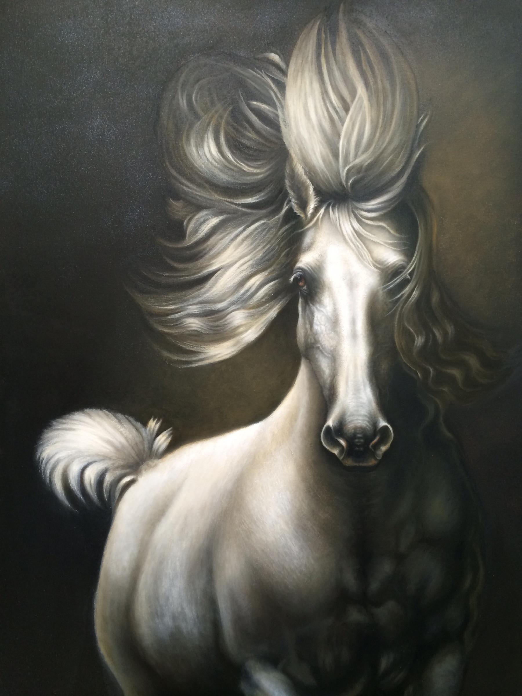 Muse by Hedviga Rysava