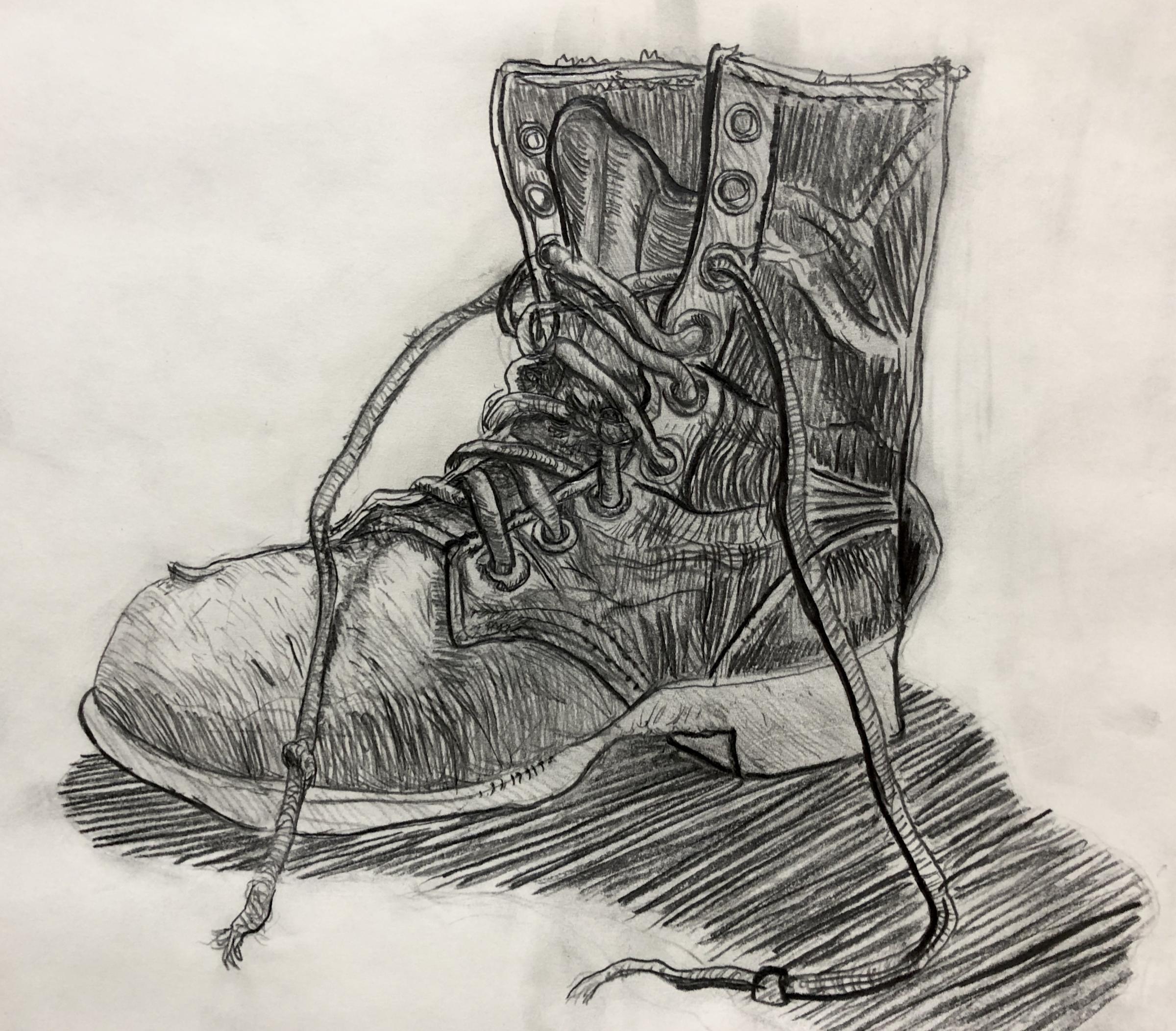 My Grandpa's Boot by Jasper White