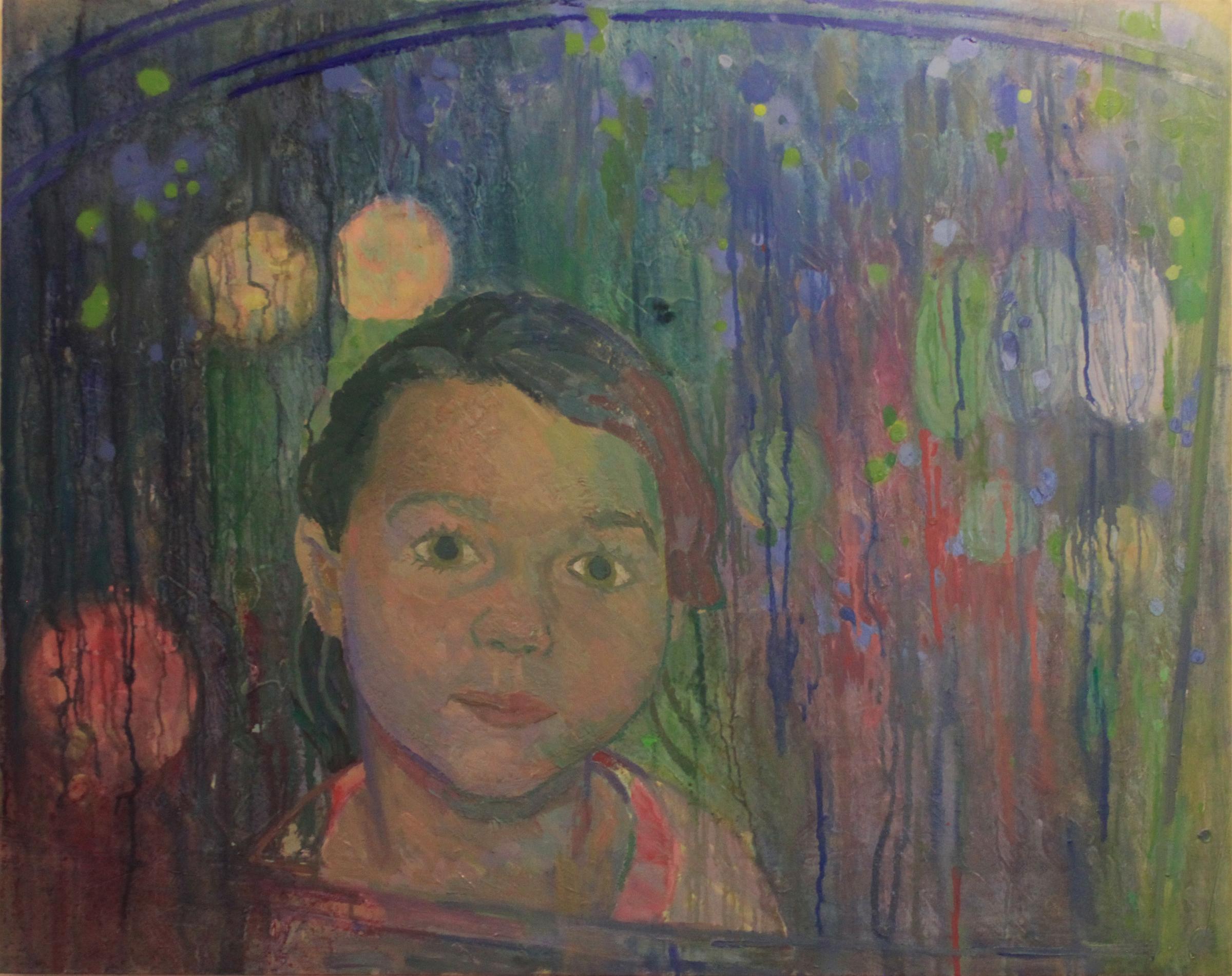 Rain at Night by Jesse Unsworth