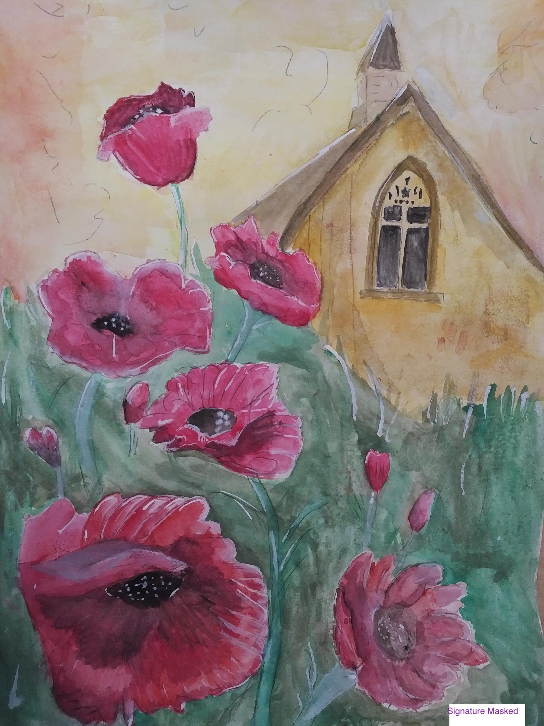 Remembrance Church by Ava Aubry