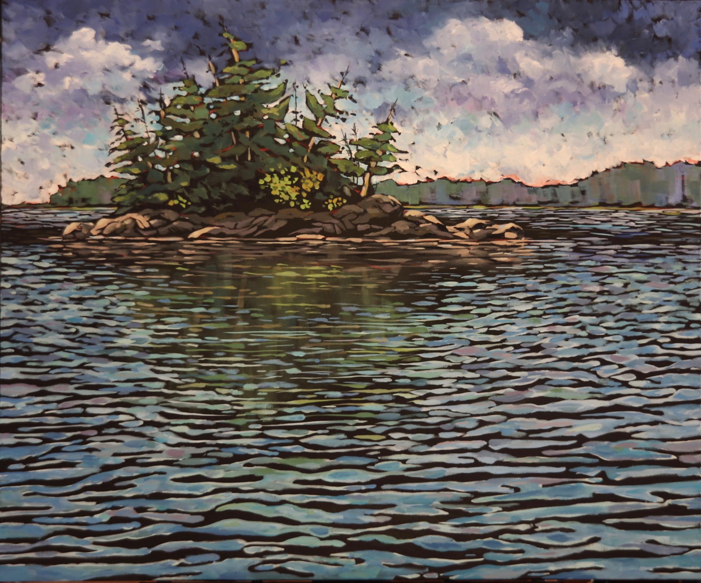 Rocky Island by Hetty Veldkamp