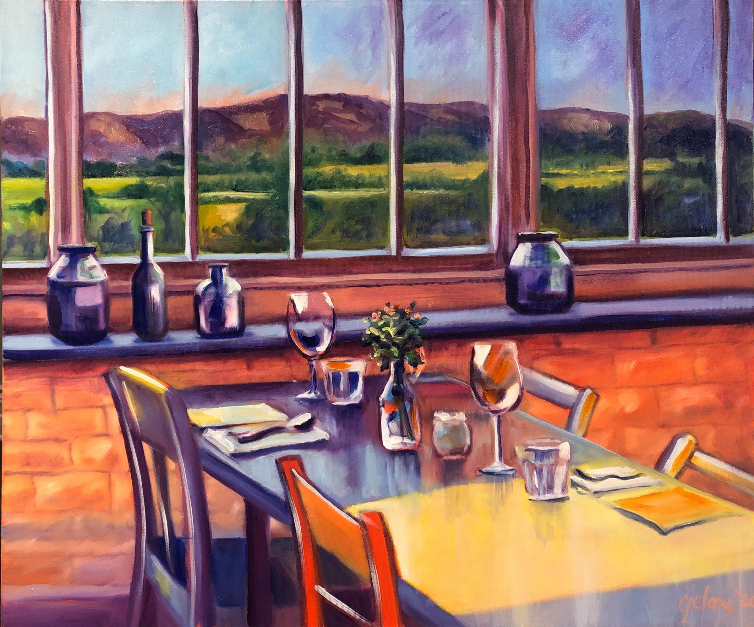 Room with a View by Christina Clare