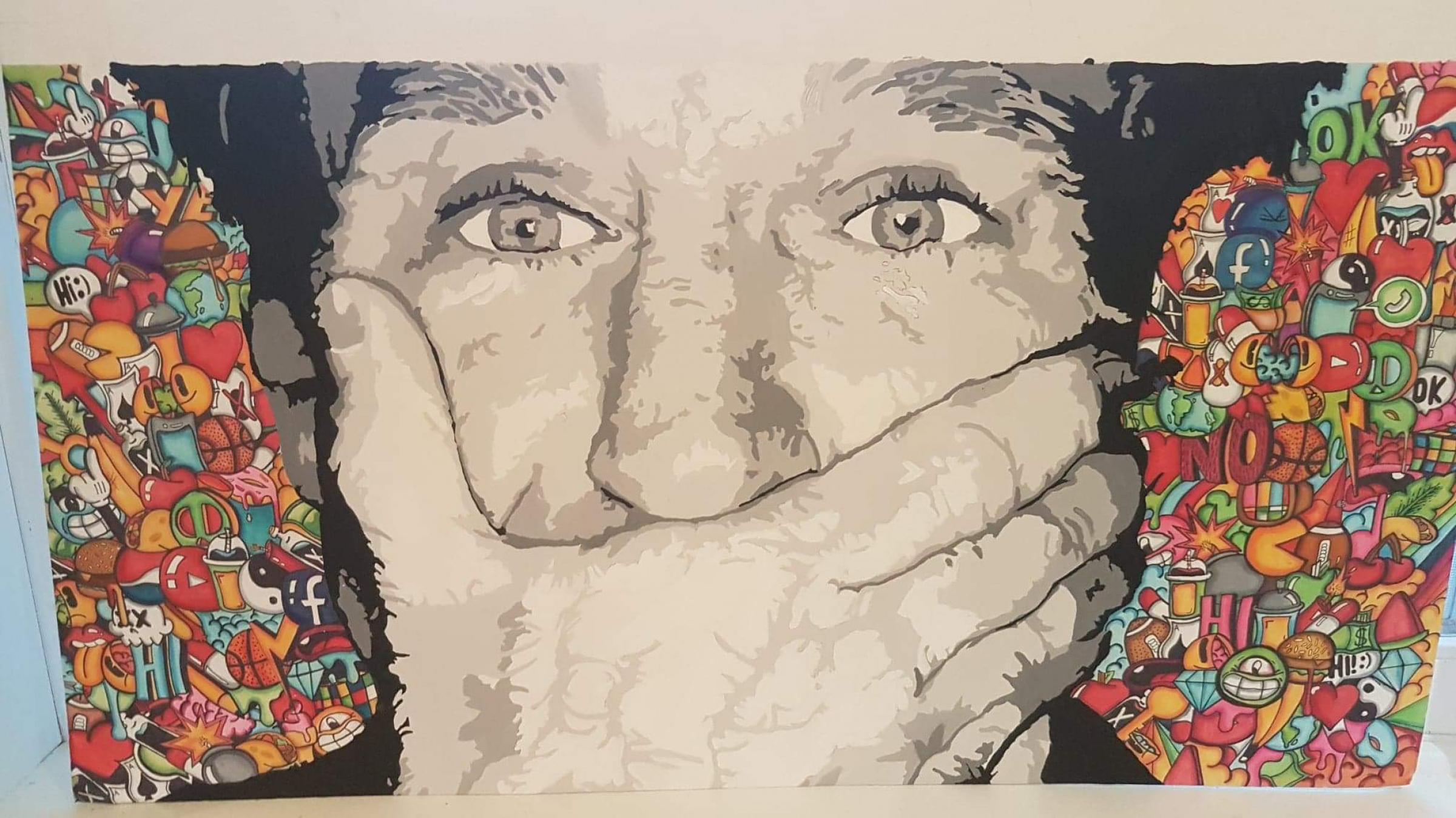 Unspoken by Liam Jackson-Hoag