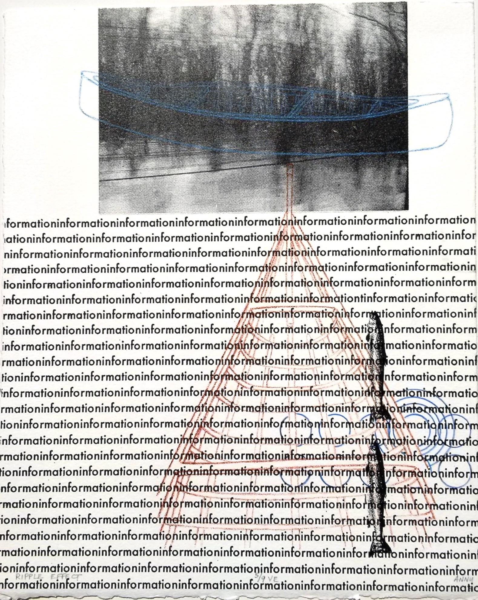 Ripple Effect by Ann Unger $325