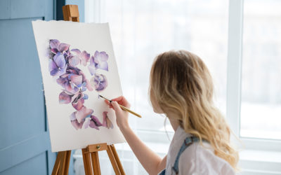 Thurs Zoom Watercolour Classes