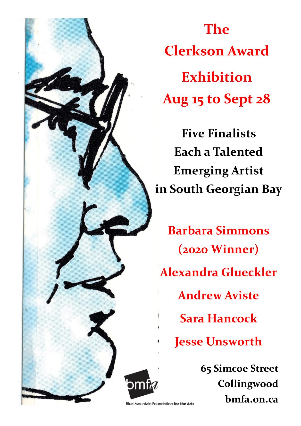 Clerkson exhibit 2020