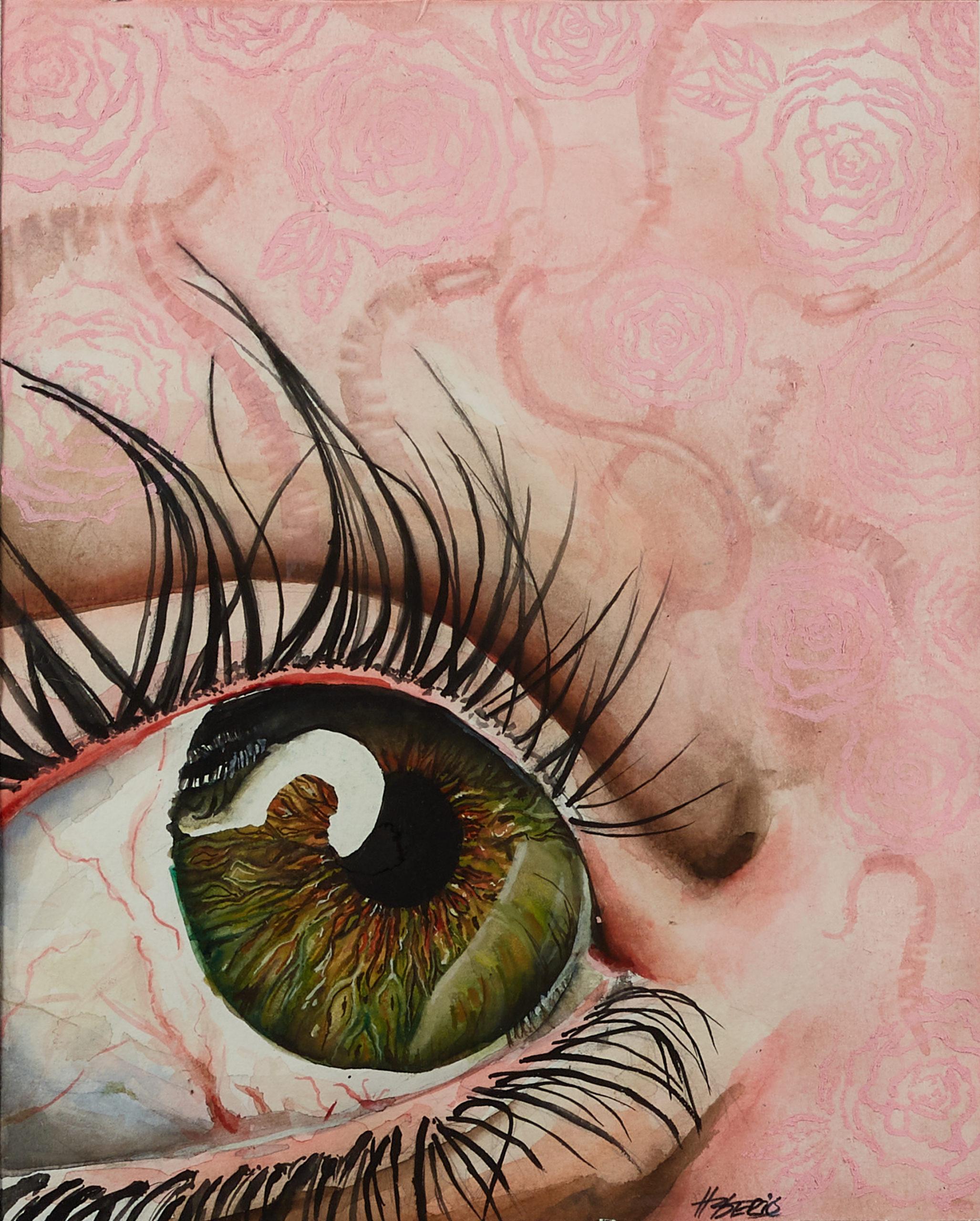 Don Turning Blind Eye (Green)