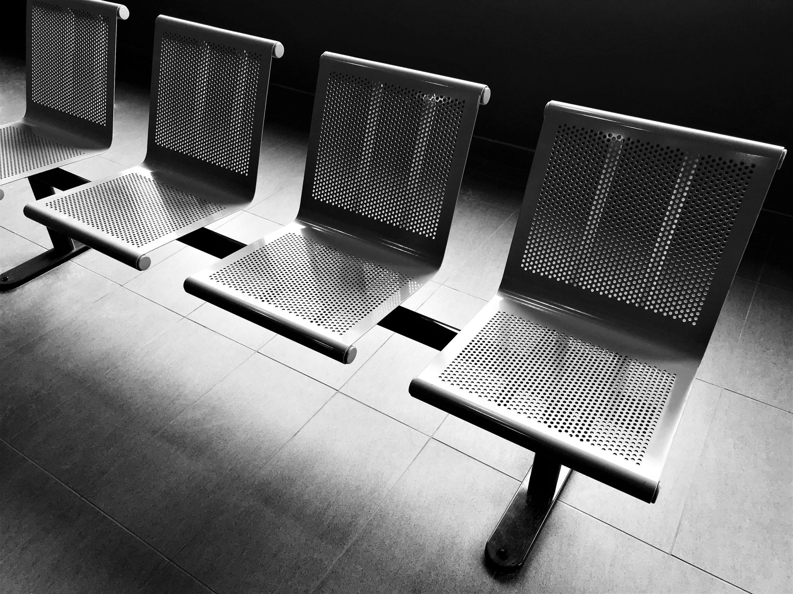 Please Wait and Take a Seat by Irene Pradyszczuk