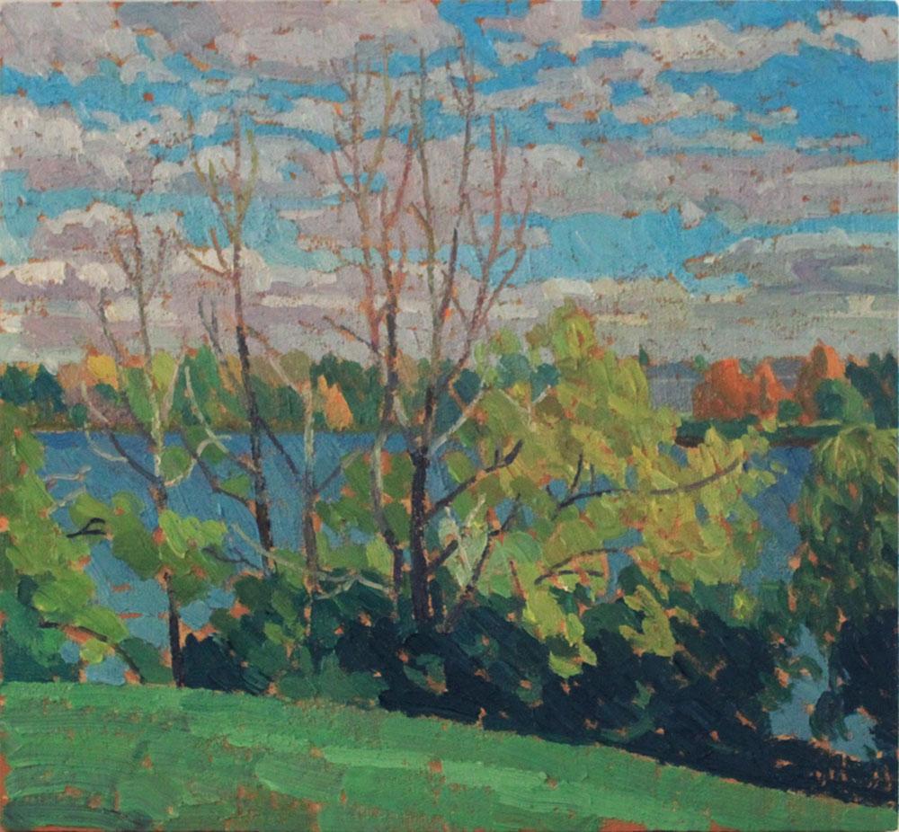 Prof's Lake, Fall