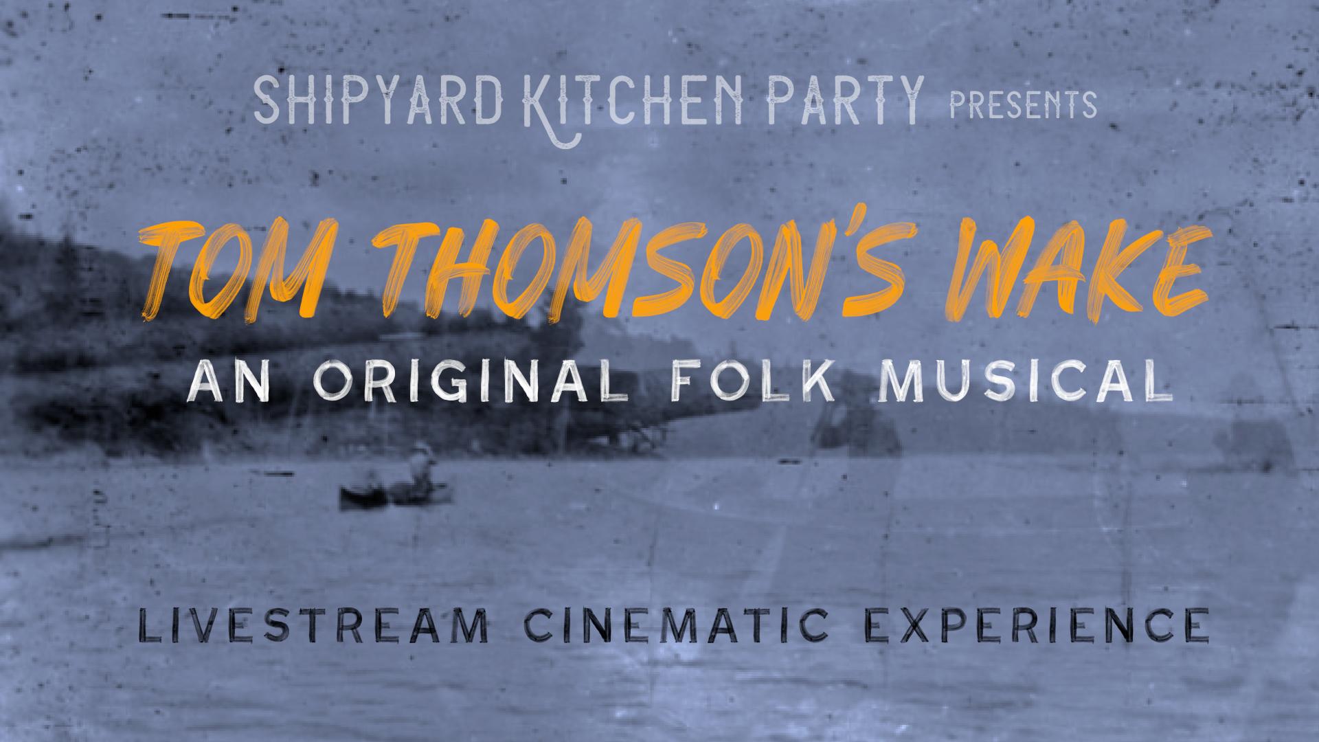 Live Online Shipyard Kitchen Fundraising Event BMFA