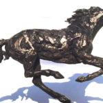 Wind – Bronze Equine