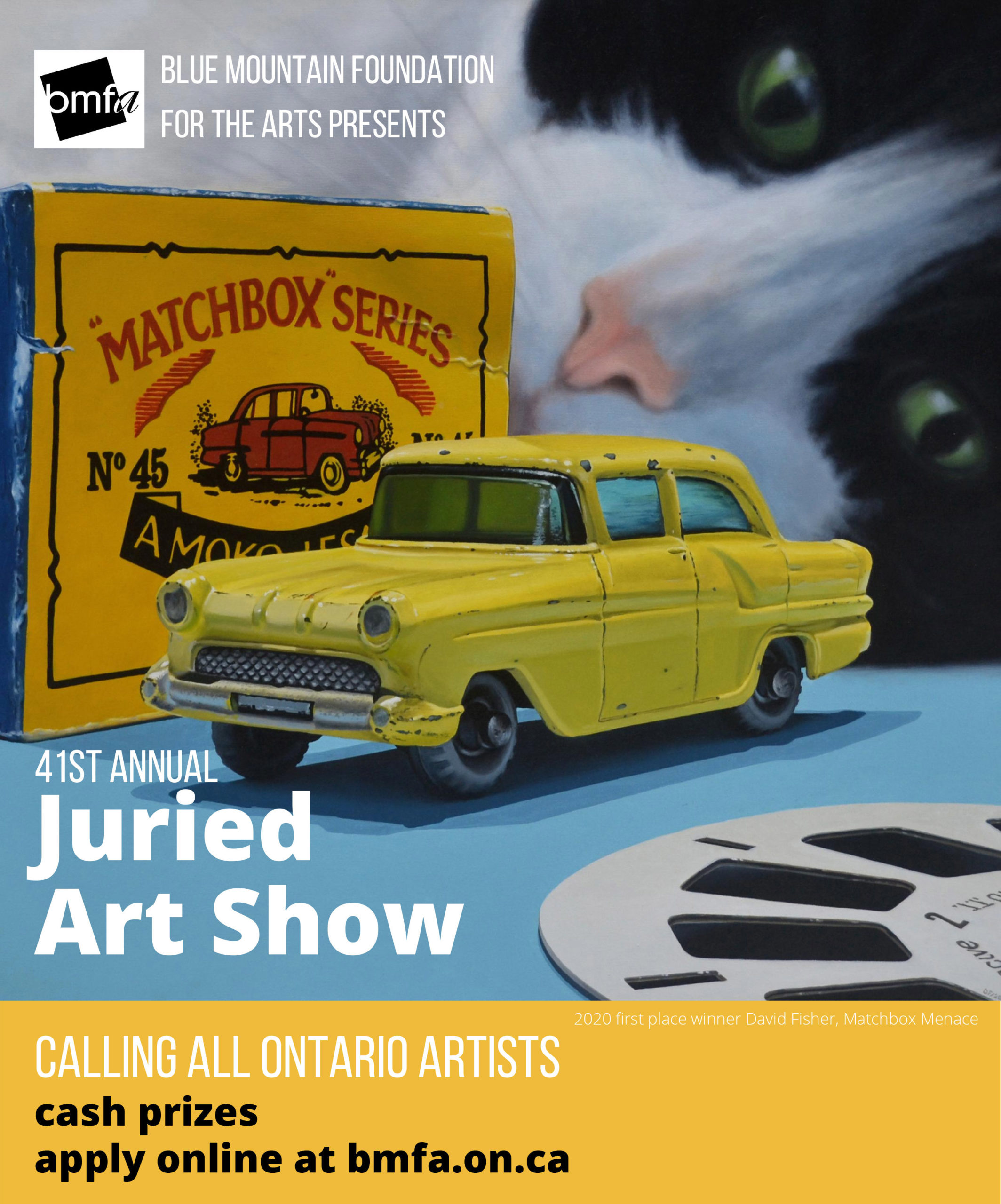 Calling all ontario artists juried art show