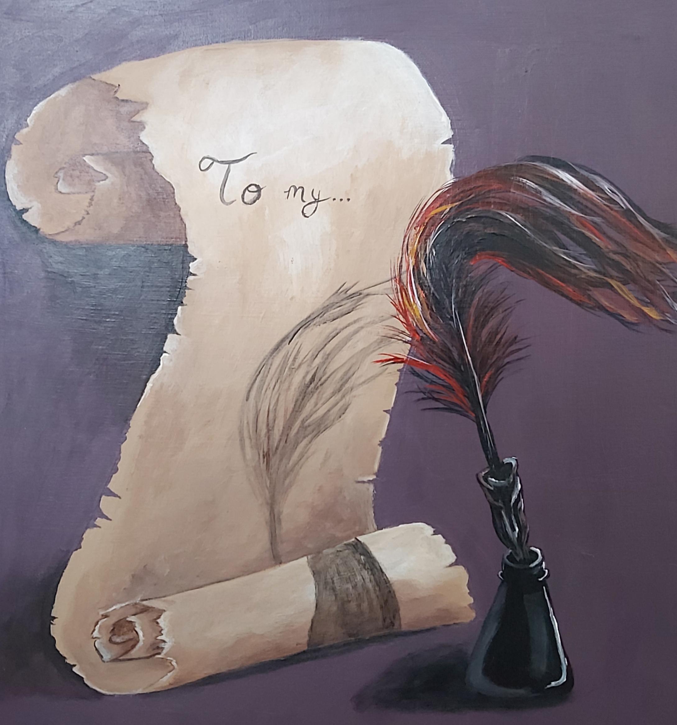Love letter by Daniela Audit