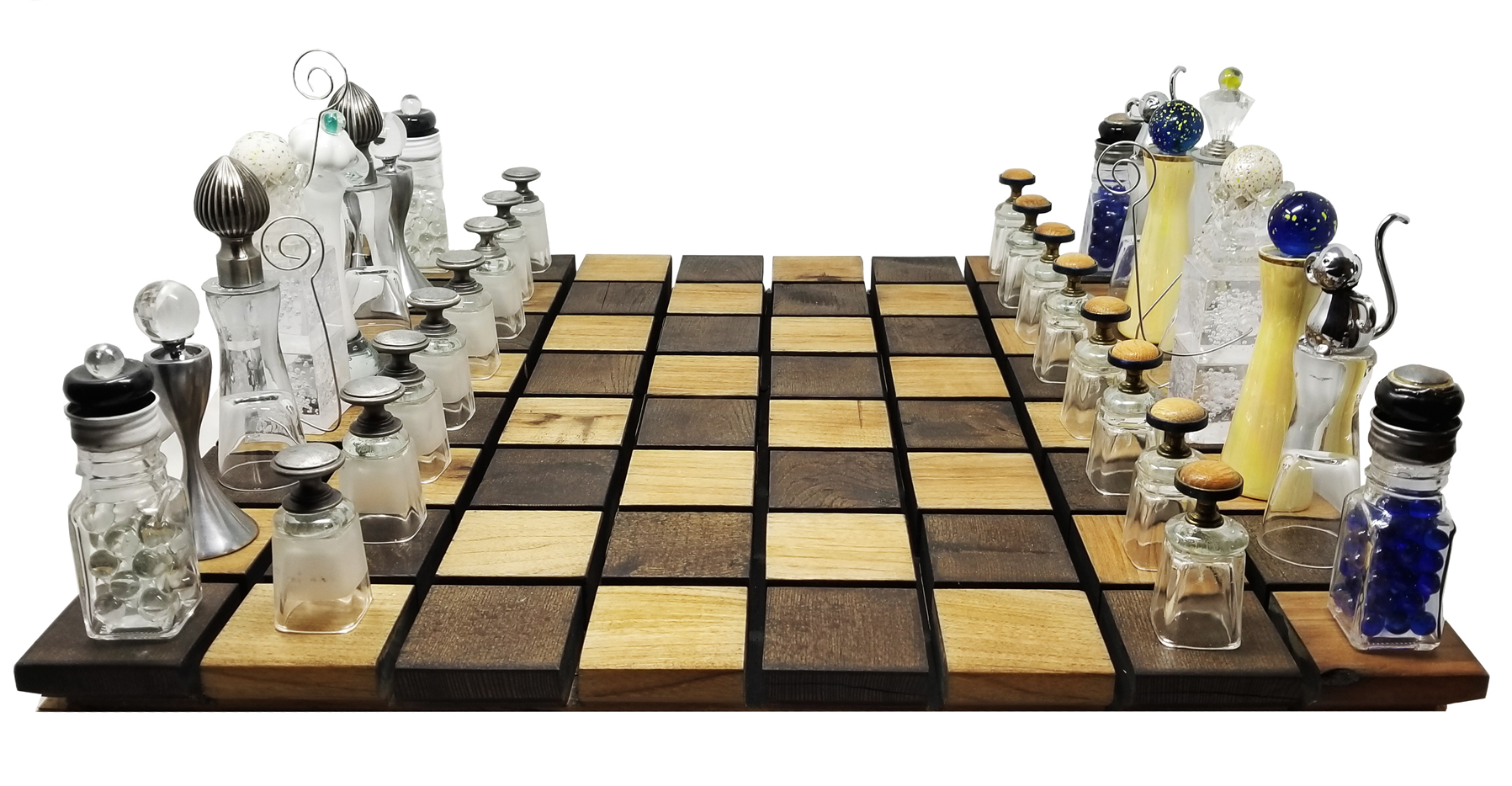 Check Mate by Leslie Mann