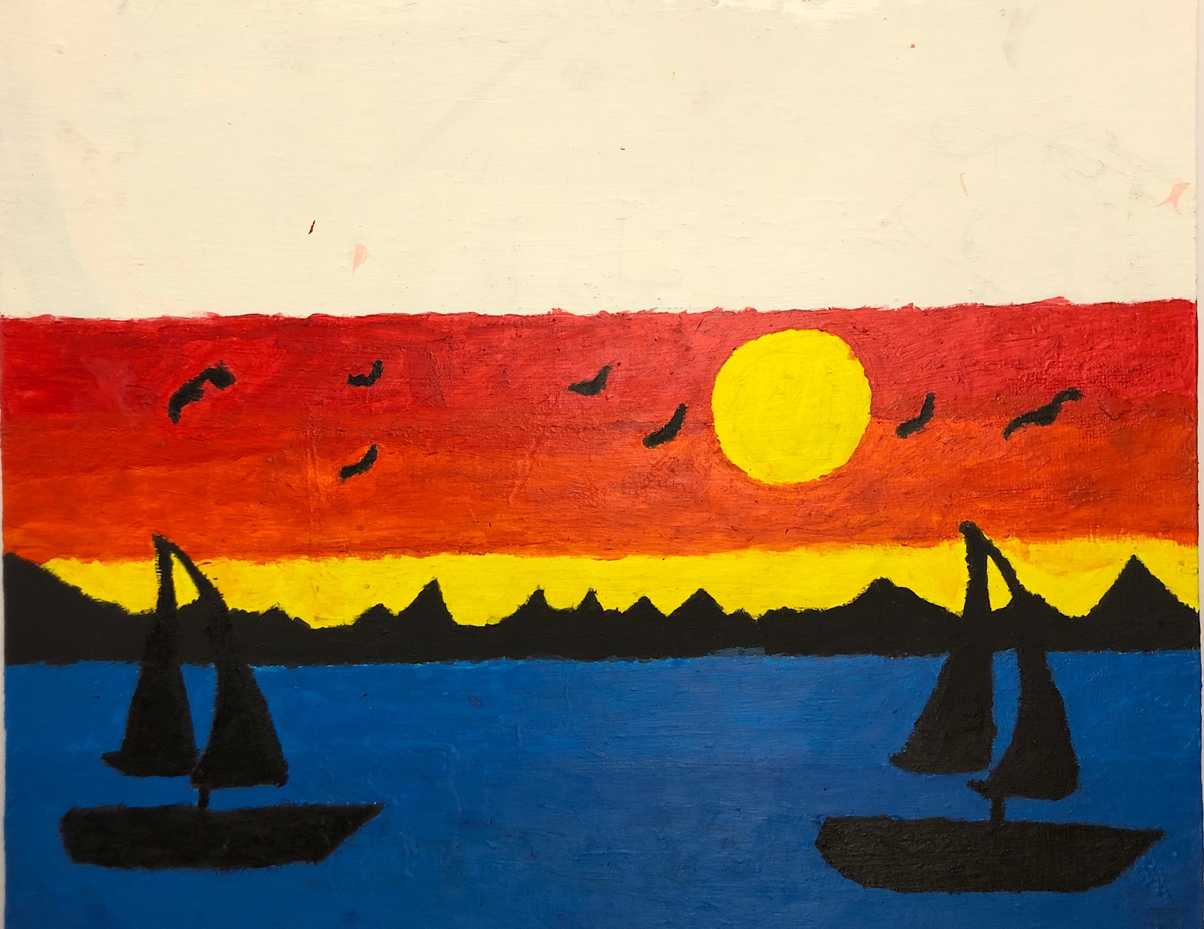 Sailing Off Into The Sunset by Noah Dynes