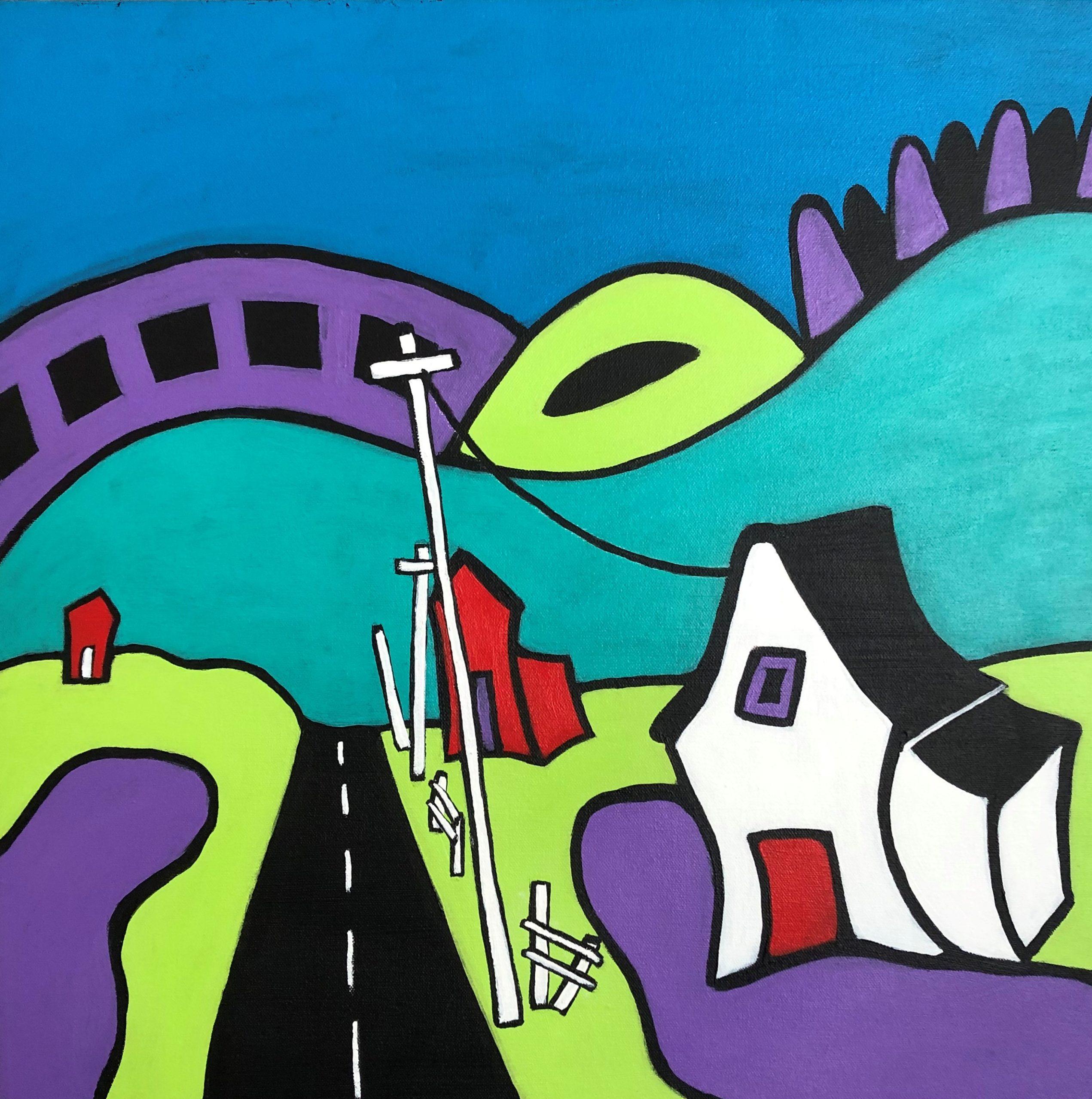 Long Road Home by Jill K Scott
