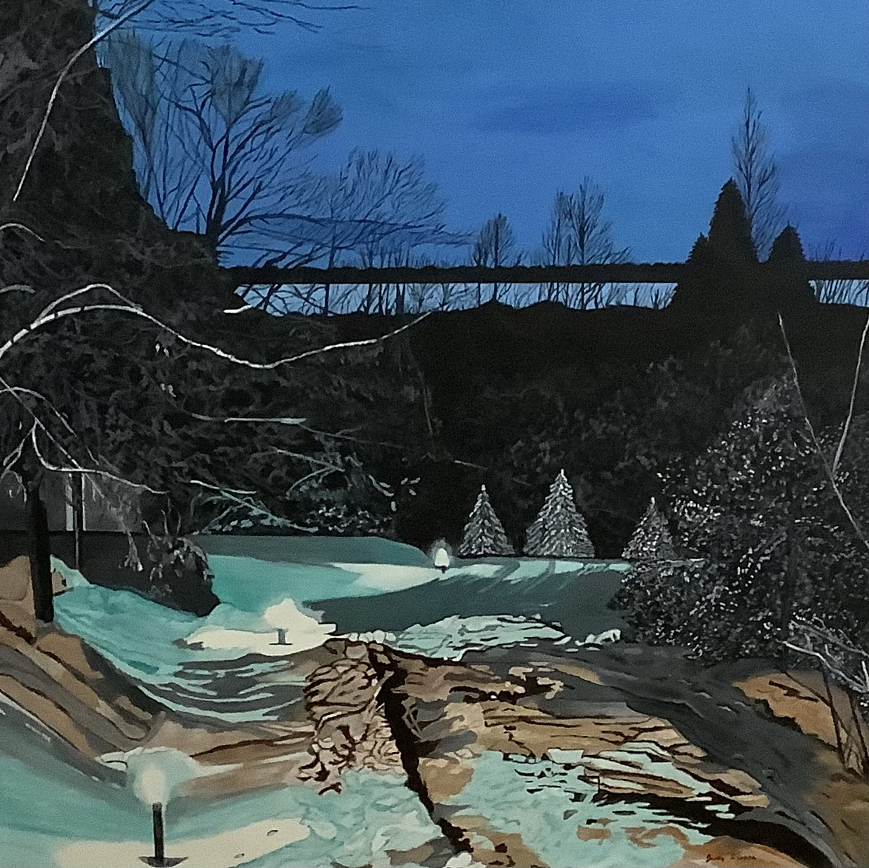 Winter Wonderland by Judith M Scopes