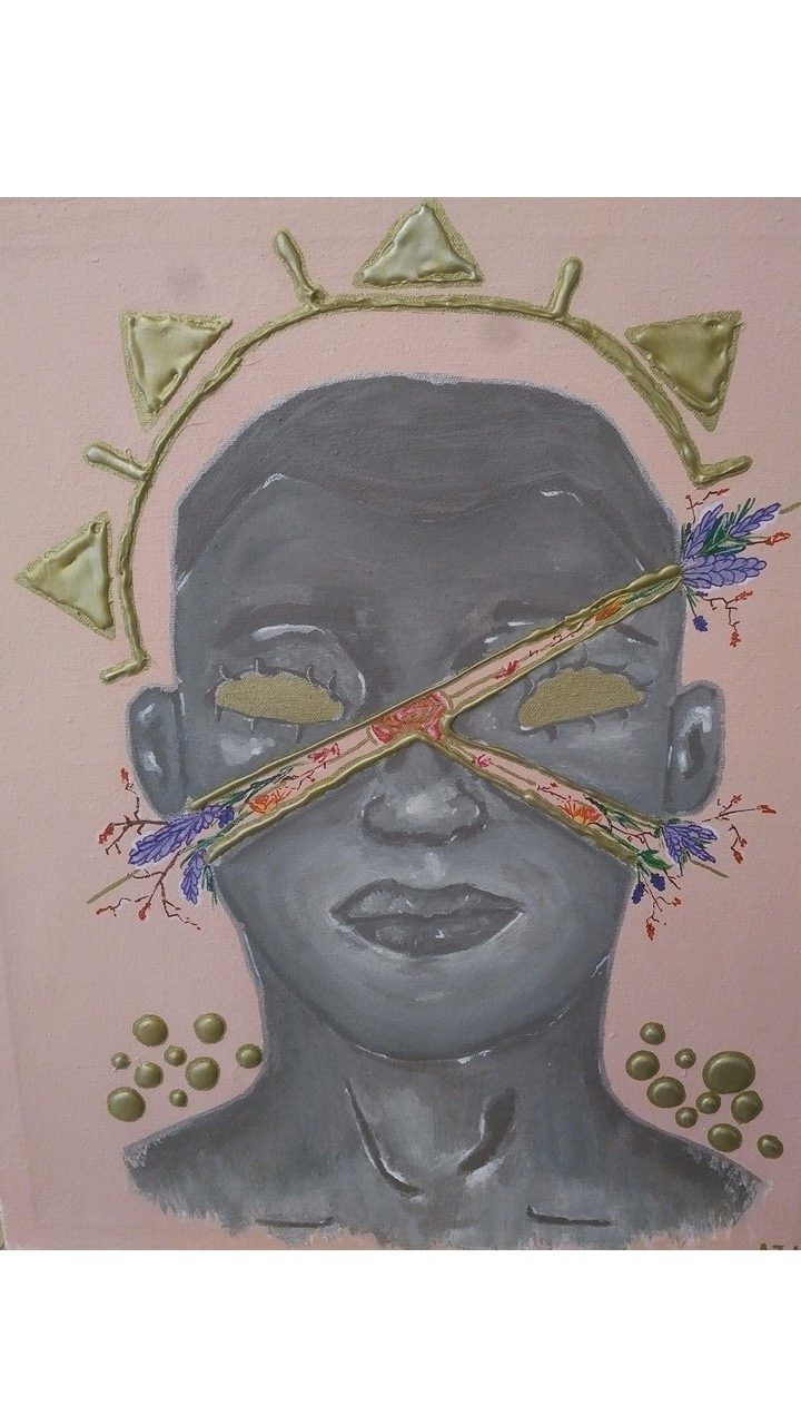 Kintsugi Flower by Arianna McCullough