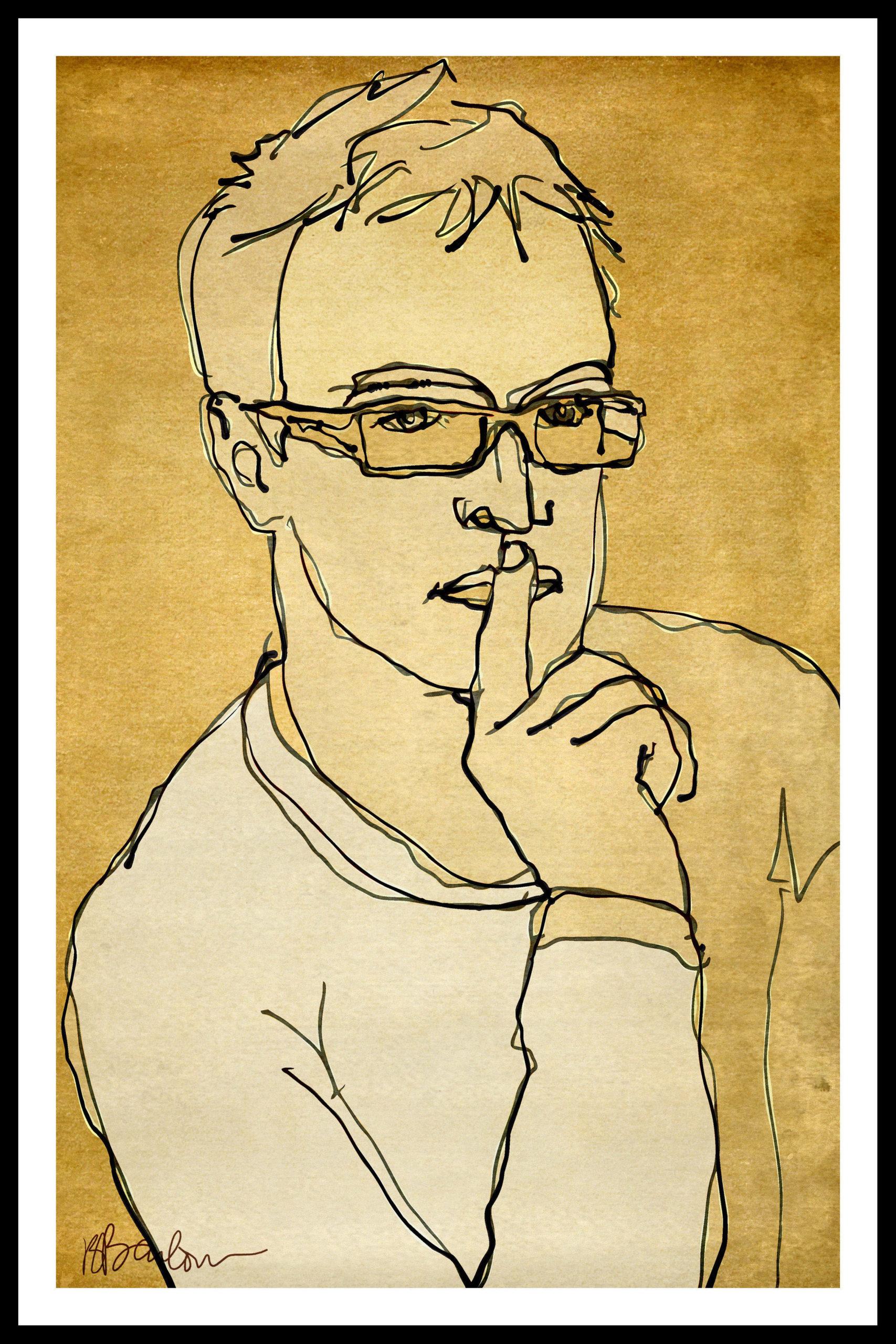 Martin by Bill Barlow