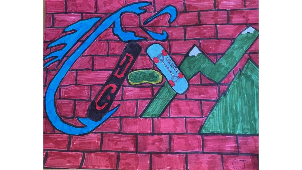 Graffiti Camren by Camren Jorgenson