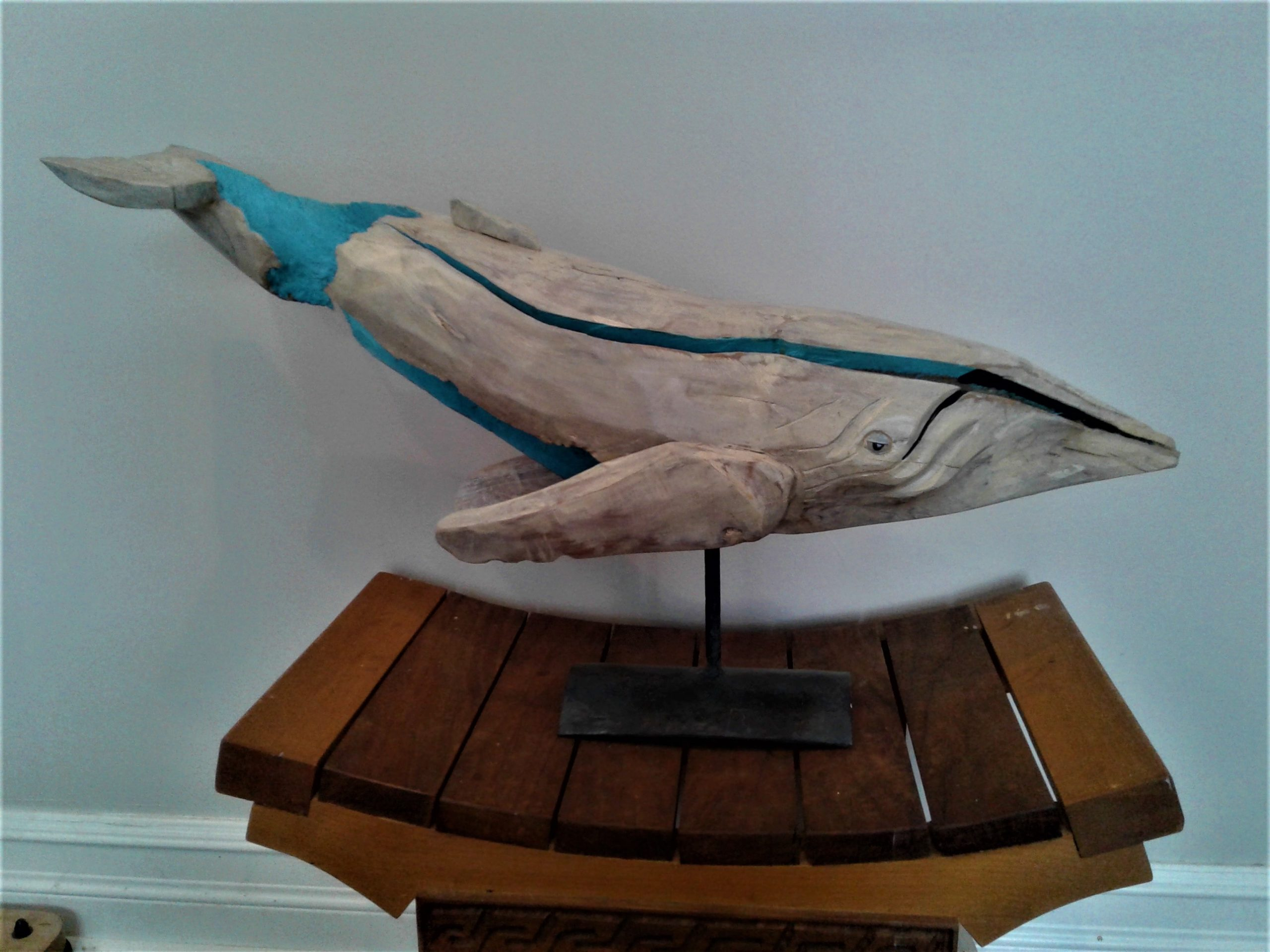 Essence of a Whale by bev clark