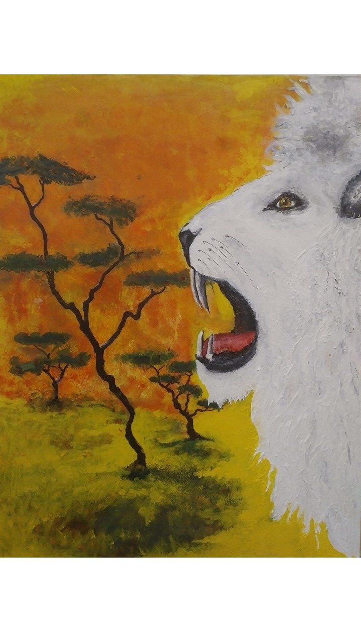 The Lion by Finnigan Green