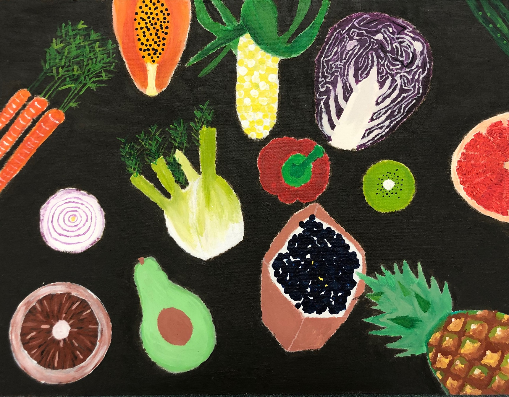A Chef's Medium by Chantal Abbott