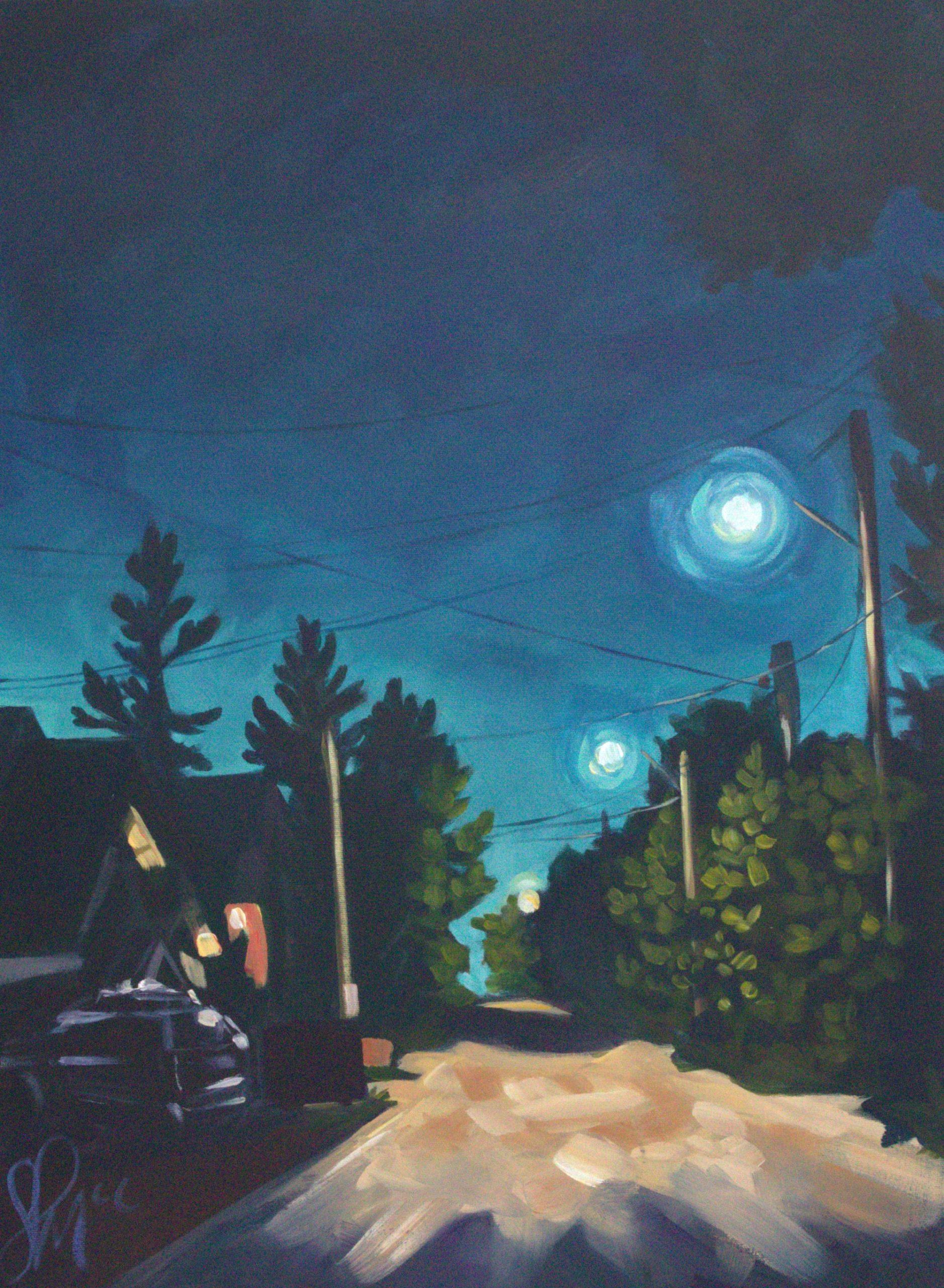 Memory Lane by Shandelle McCurdie