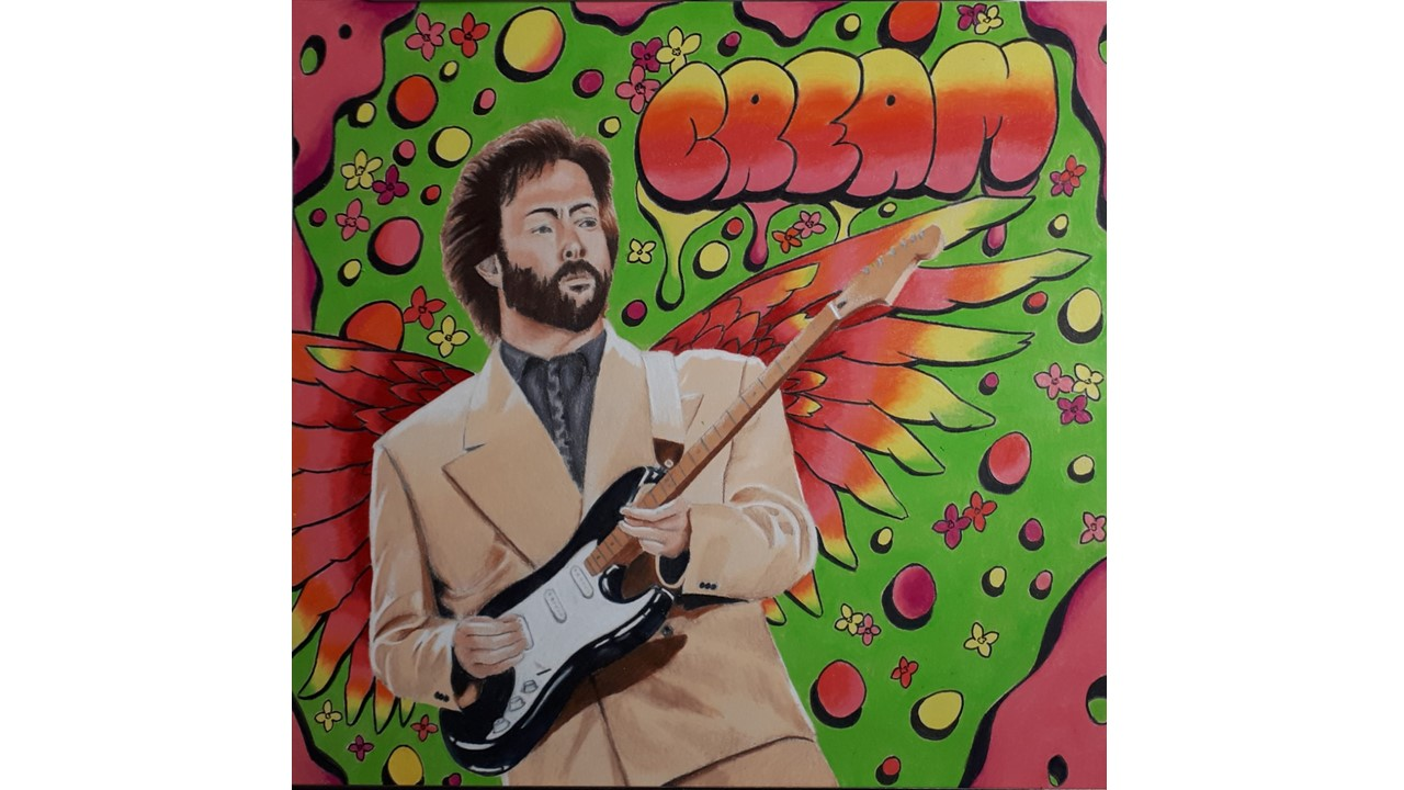 Guitar Man by Reece Charette