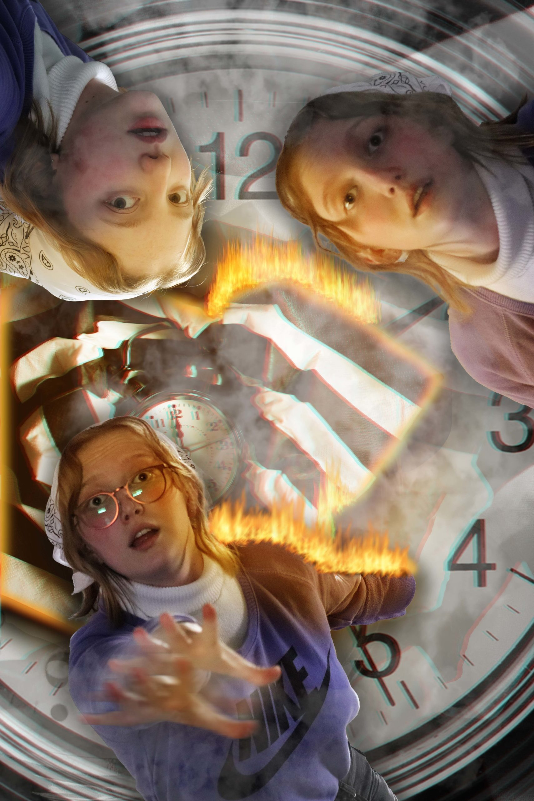 Running Out of Time by Abby Curtis