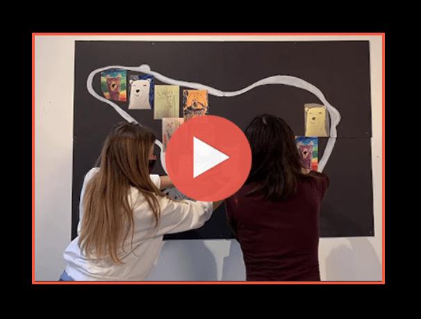 Endangered Species Kids Art Exhibit!