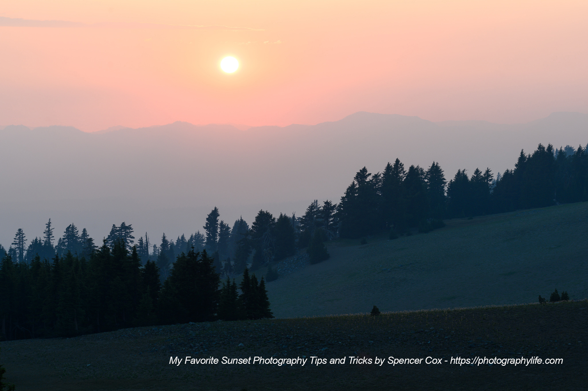 My Favorite Sunset Photography Tips and Tricks by Spencer Cox - https://photographylife.com