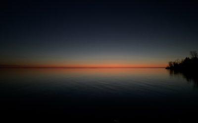 Glow of hope on the horizon