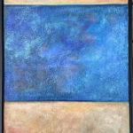 """""""Sunrise over the Bay"""" – Acrylic on Canvas – 18"""" x 24""""     $850.00"""